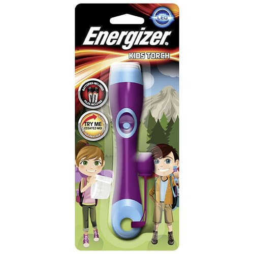 Фонарь Energizer Kids Handheld new (E300694400) Голубой