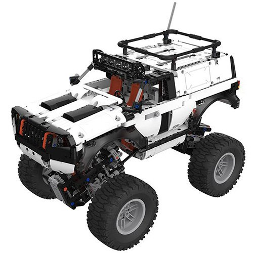 Умный конструктор внедорожник Xiaomi Intelligent Building Blocks Four-wheel Drive (YYSQC01IQI)